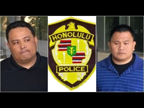 Ex-Honolulu officer sentenced to 4 years in federal prison for forcing a homeless man to lick a public urinal