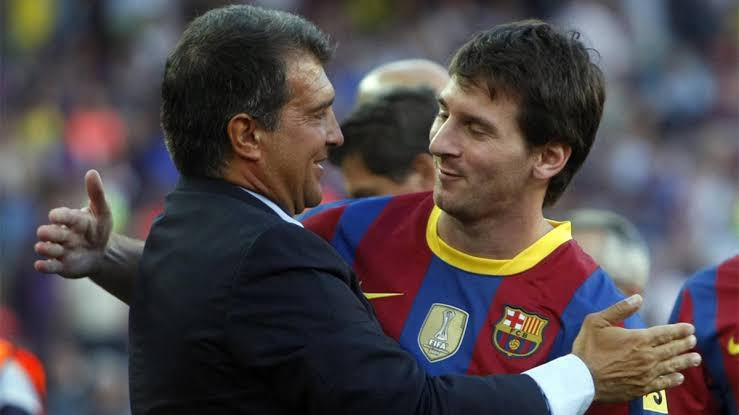 II'm scared Messi could leave Barcelona due to club's board - Former Barca president Joan Laporta