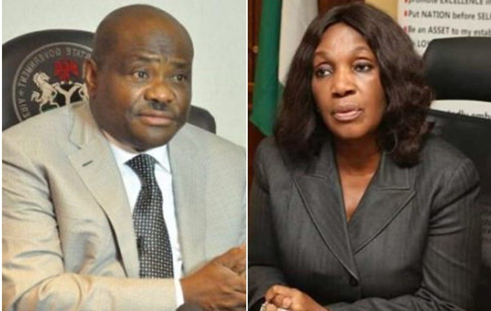 Nunieh?s house  arrest: Rivers State is fully out to fight ? Governor Wike