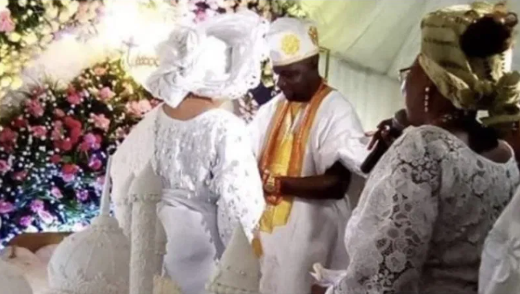 Actress Liz Anjorin quietly gets married (photos)