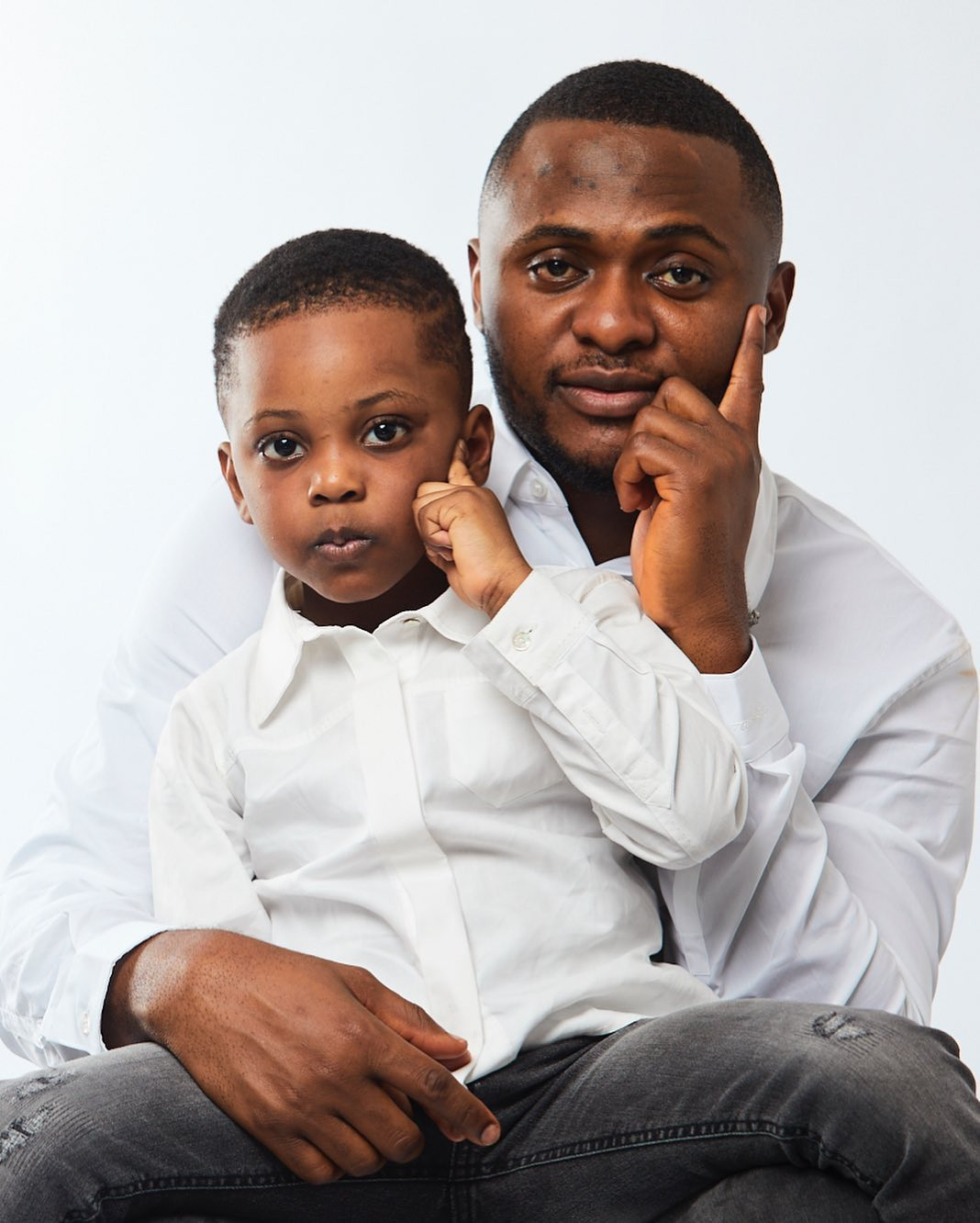 Ubi Franklin and Lilian Esoro celebrate their son as he turns 4 (photos)