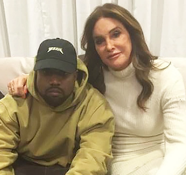 Caitlyn Jenner reportedly texted Kanye West about becoming his running mate in the upcoming US presidential election