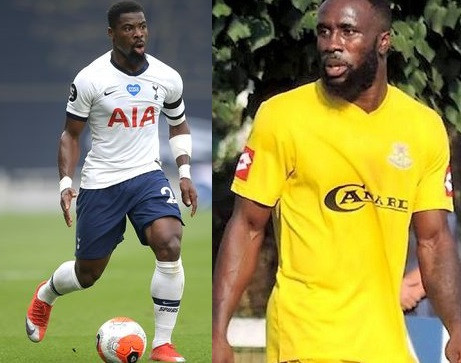 Tottenham star,  Serge Aurier opens up on his brother