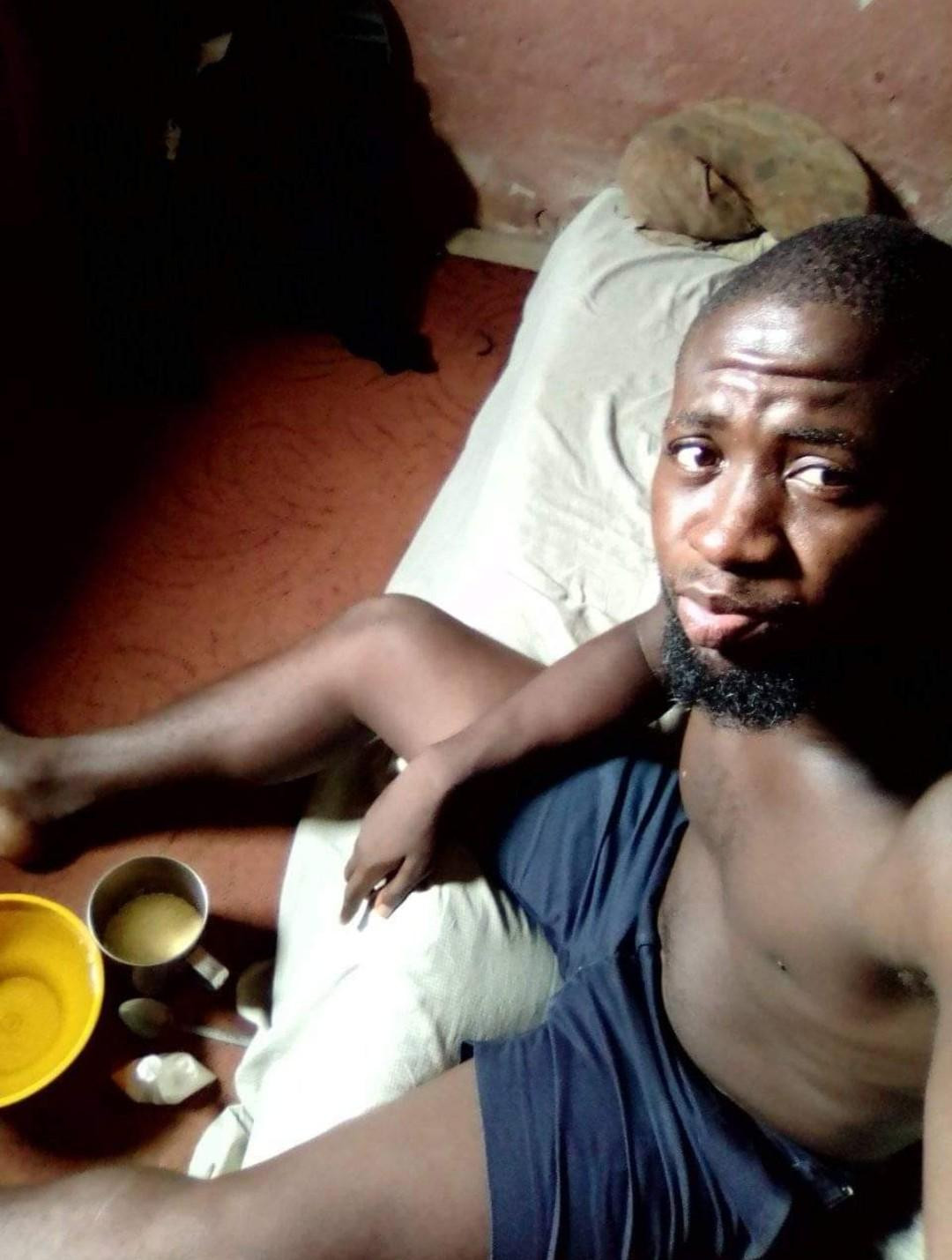 I wish I can find love in my poverty ? Nigerian man cries out as he shares photos of his apartment