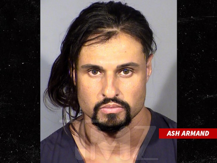 Gigolos star,?Ash Armands charged with murder for