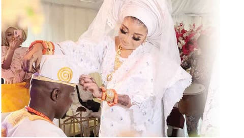 """""""I?m his legal wife"""" Liz Anjorin says as it"""