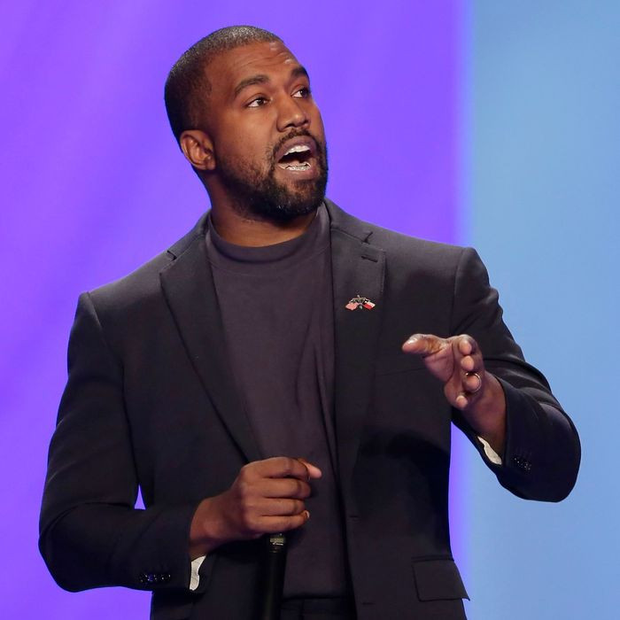 Kanye West holds his first presidential campaign event in South Carolina today