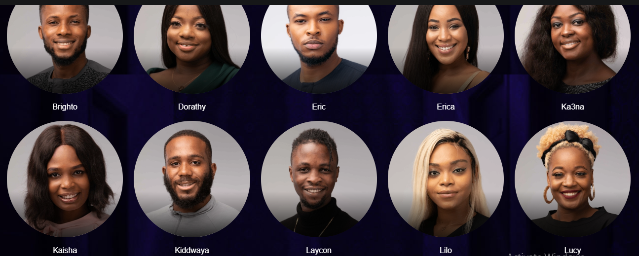 #BBNaija: Meet the 2020 BBNaija Lockdown housemates