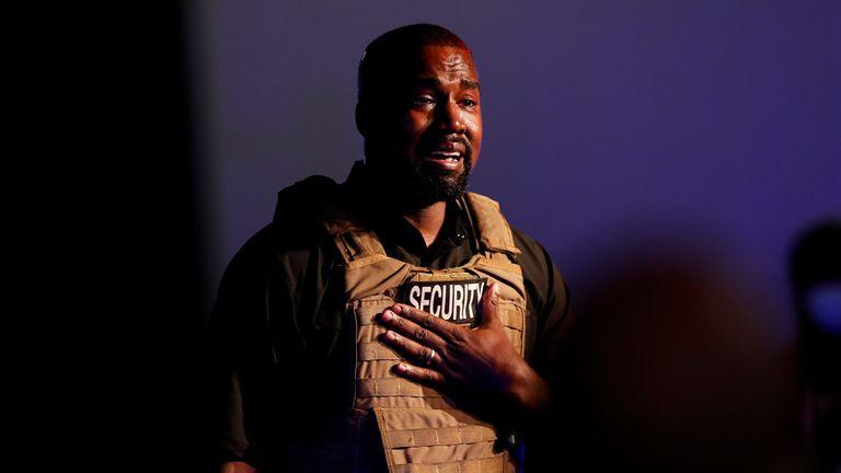 « J'ai failli tuer ma fille » : Kanye West en larmes lors de sa première campagne présidentielle (vidéo)