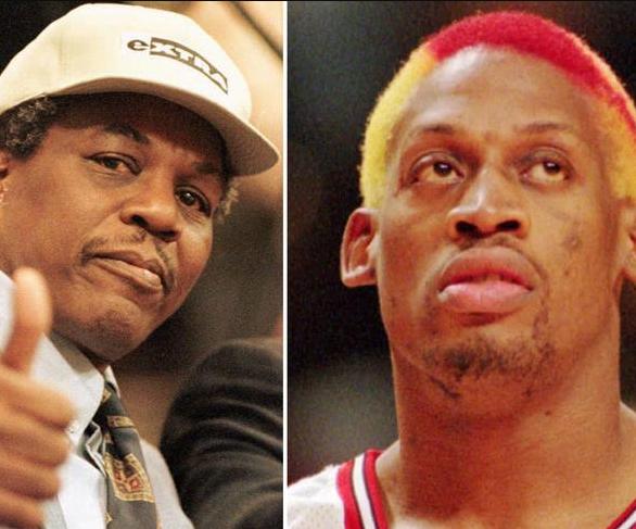 Philander Rodman, the father of NBA legend Dennis Rodman, dies leaving behind 29 children from 16 different women