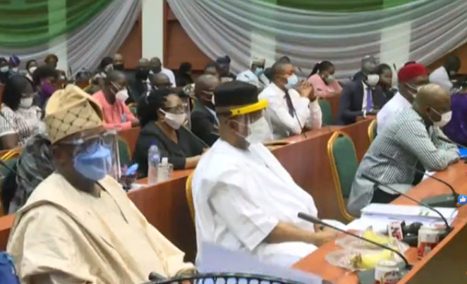 NDDC House of Reps committee chairman, Olubunmi Tunji-Ojo steps aside from investigative panel