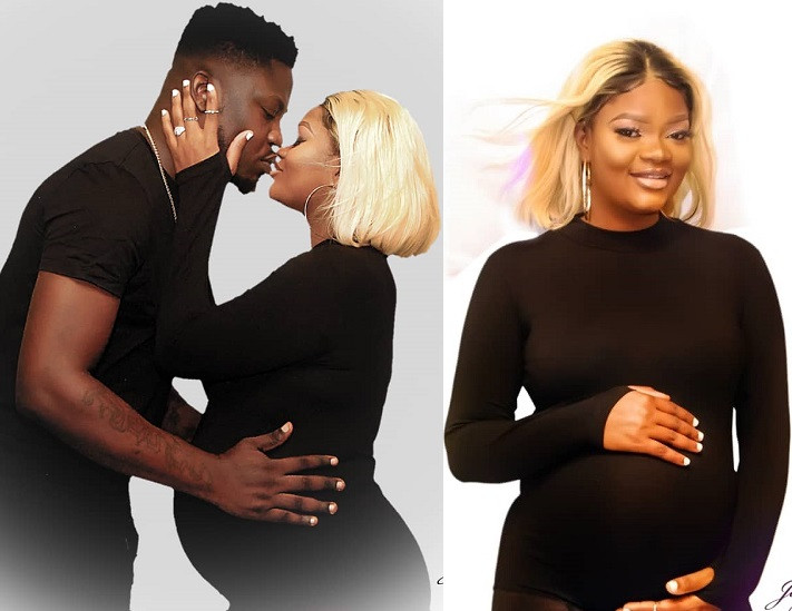 Music Producer, K-Solo And His Cameroonian Wife Reveals Expecting Their Second Child Together (Photos)