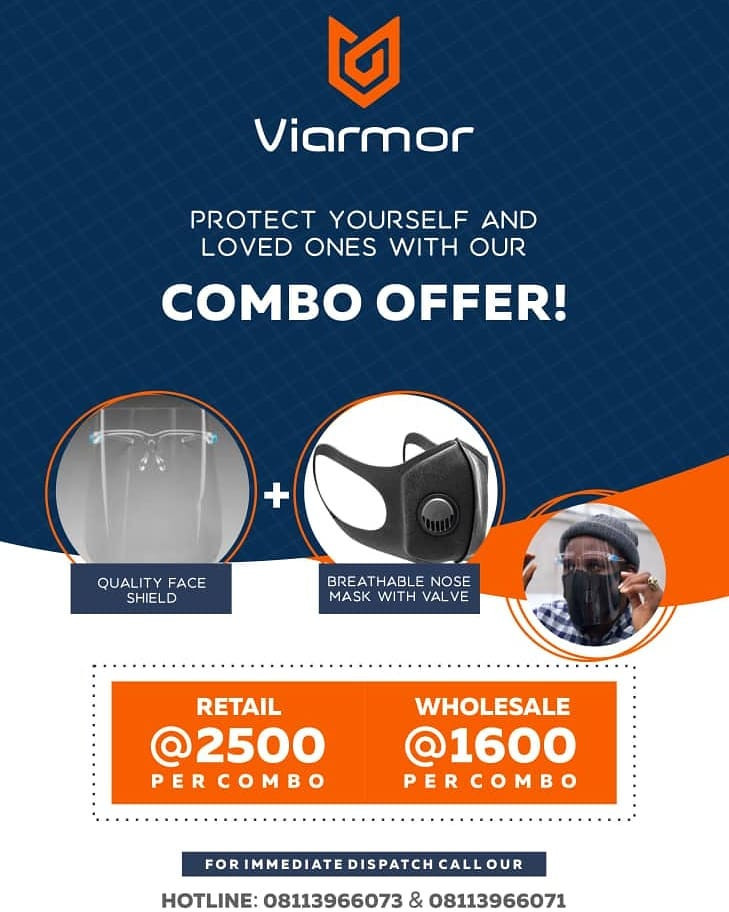 ViarmorNG Combo Offer!!