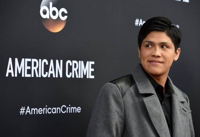 Actor Johnny Ortiz charged with attempted murder over ?premeditated street gang hit?