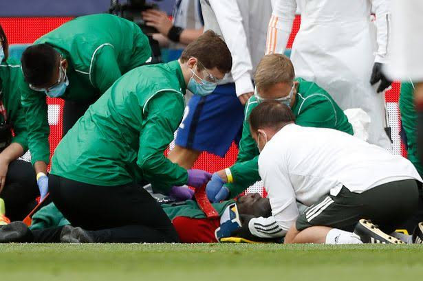"""""""It was just a scare"""" - Man .U defender Eric Bailly gives update after being hospitalized following head injury"""
