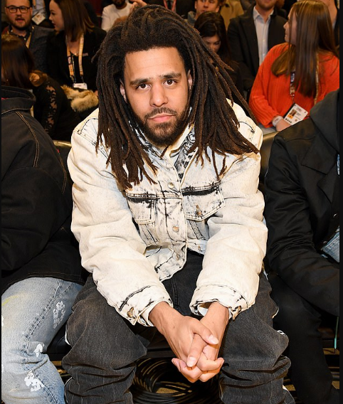 Rapper, J. Cole confirms he has two sons and reveals he