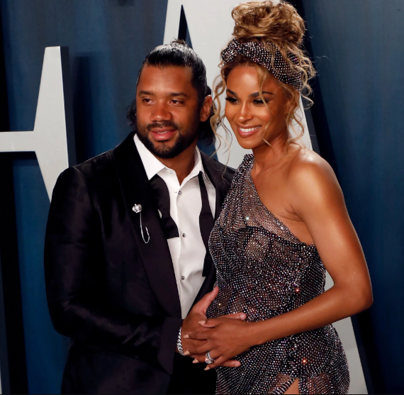 Russell Wilson details how his wife, Ciara