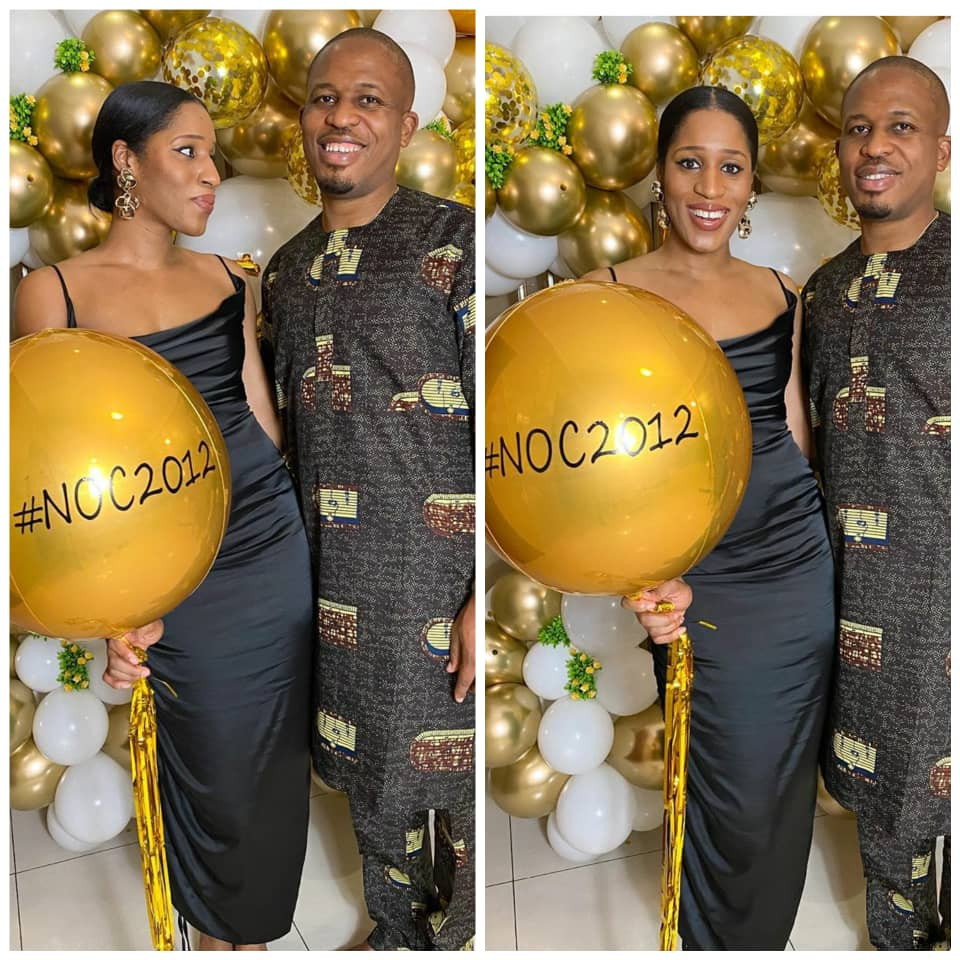 Rapper Naeto C and wife Nicole celebrate their  8th wedding anniversary