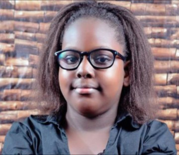 Nigerian girl, 10, hired by U.K. school to be it