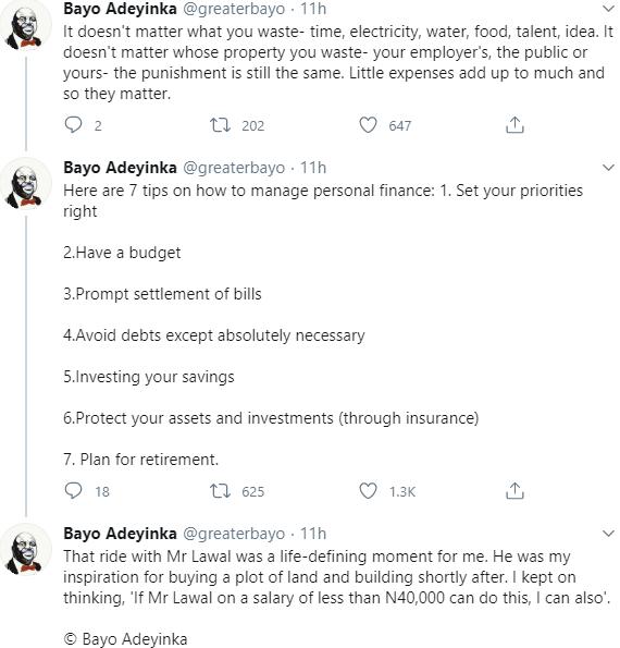 Banker reveals
