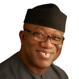 Ekiti state governor, Kayode Fayemi, tests positive for COVID-19