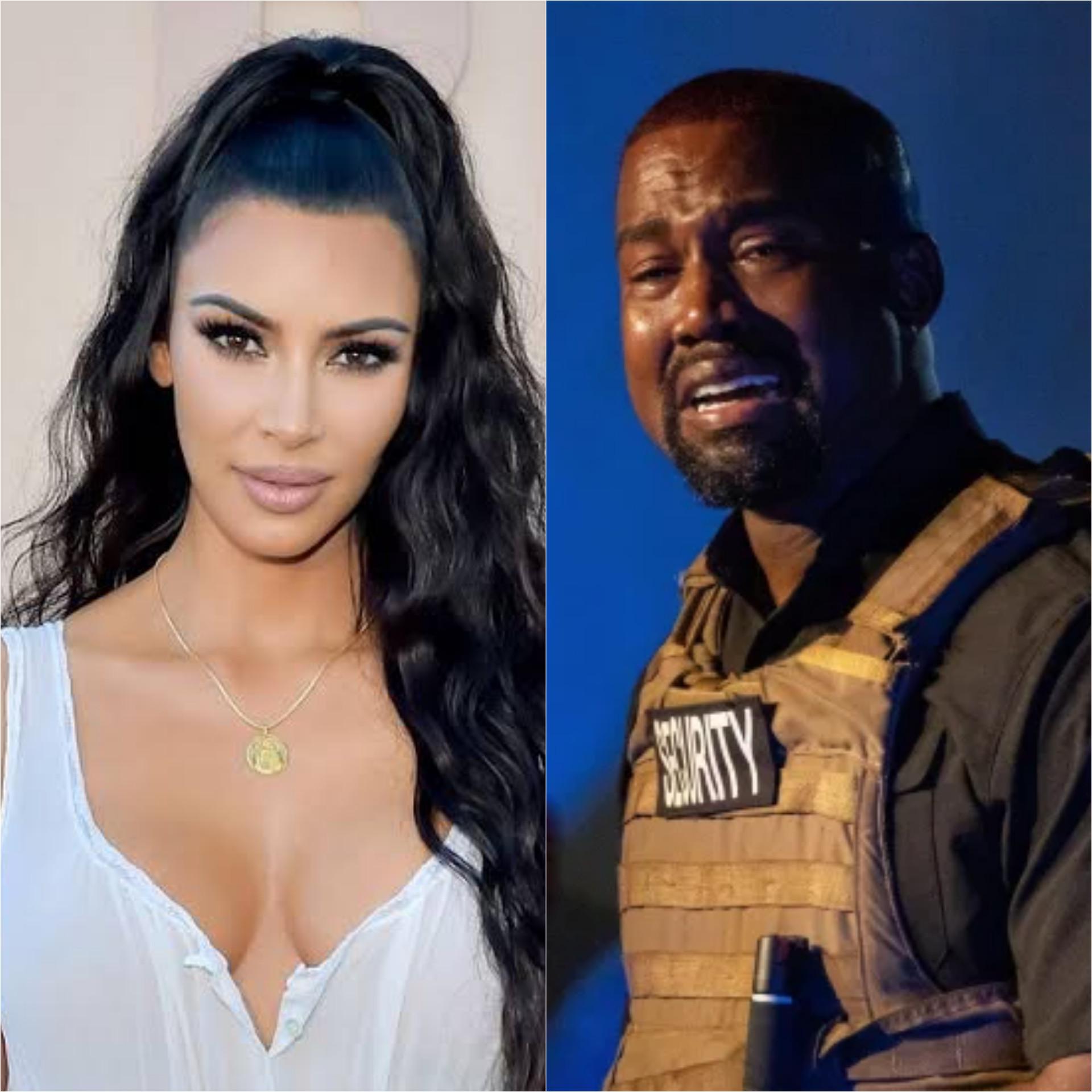 Kim Kardashian & Kanye West ?living apart? & ?at each other?s throats?
