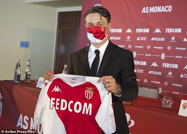 Niko Kovac unveiled as new coach of Monaco (Photos)