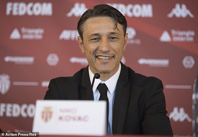 Niko Kovac unveiled as new coach of Monaco (Photos)