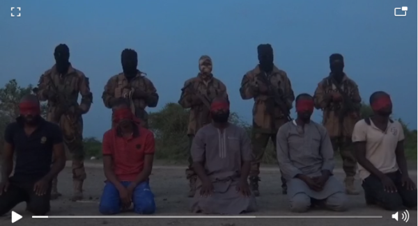 Boko Haram kills 5 abducted aid workers in Borno