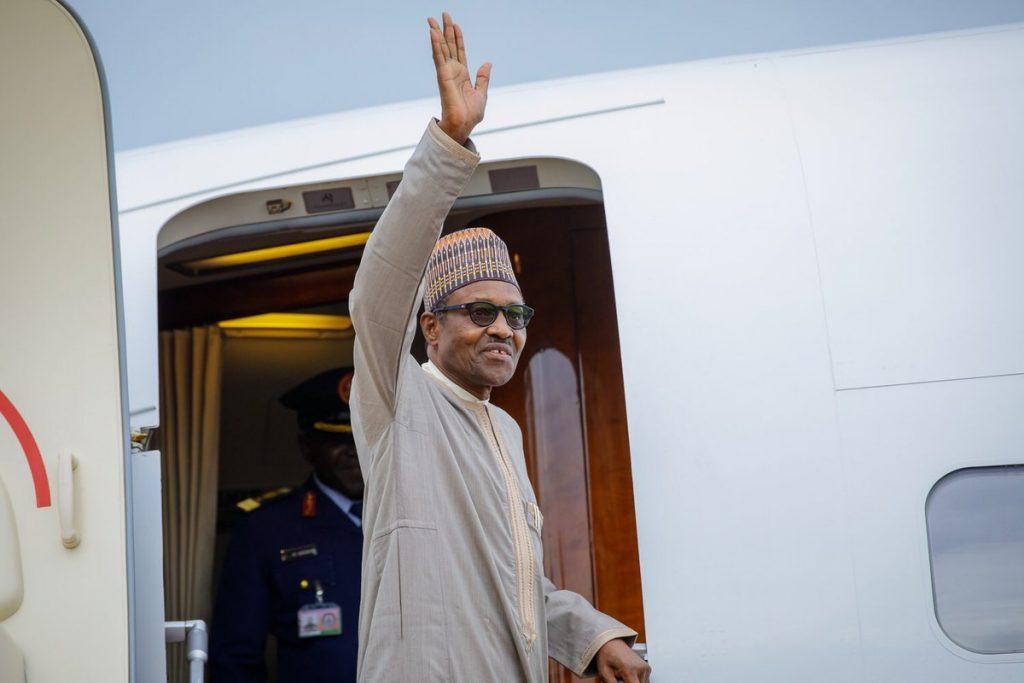 President Buhari departs for Mali tomorrow July 23