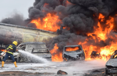 Death toll in Delta tanker explosion rises to 17