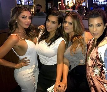 The Kardashian sisters and Larsa Pippen unfollow each other after Kanye West named her during his Twitter rants