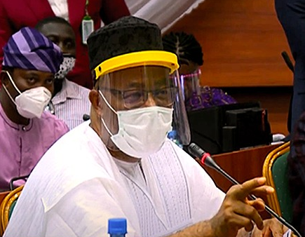 I didn?t say Lawmakers got 60 percent of NDDC contracts ? Akpabio tells House of Reps members