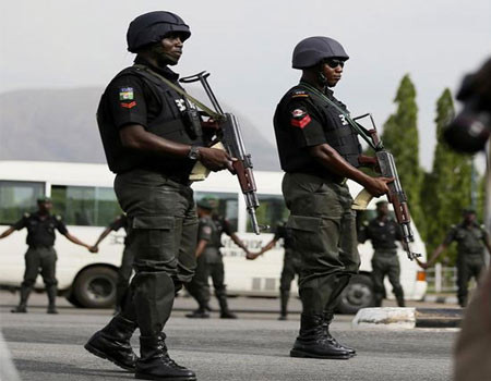 Police disperse FCT Mobile Court for arresting colleagues