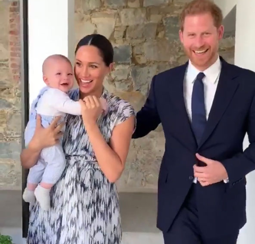 Harry and Meghan sue unknown paparazzi for taking illegal