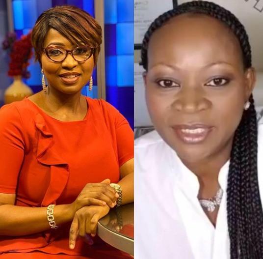 Nigerian Lesbian woman, Moji Solar-Wilson slams TV host Morayo Afolabi-Brown, accuses her of promoting physical abuse on gay people