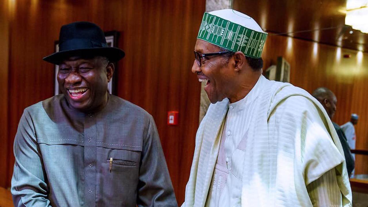 Buhari and Jonathan are like brothers - Adesina slams