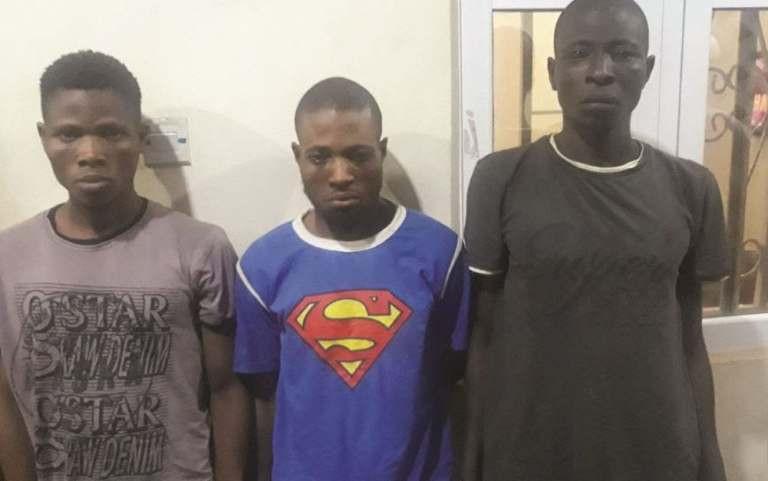 Brothers rob grandpa of N550,000, kill his wife