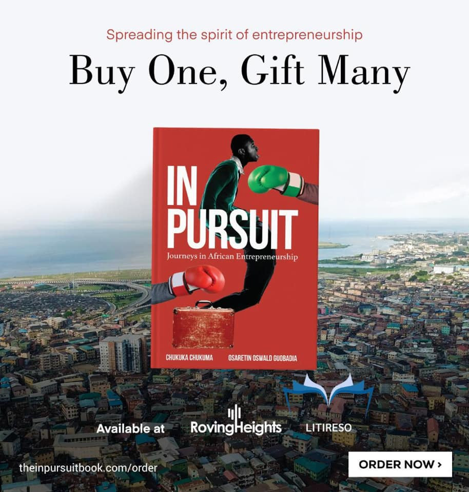 In Pursuit: Journeys in African Entrepreneurship