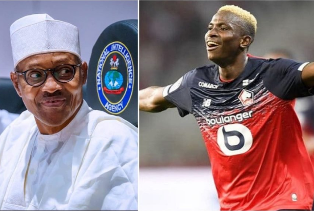 President Buhari is happy about Victor Osimhen?s move to Napoli - Nigeria?s Deputy Ambassador to Italy, Franklin Ogunyemi says