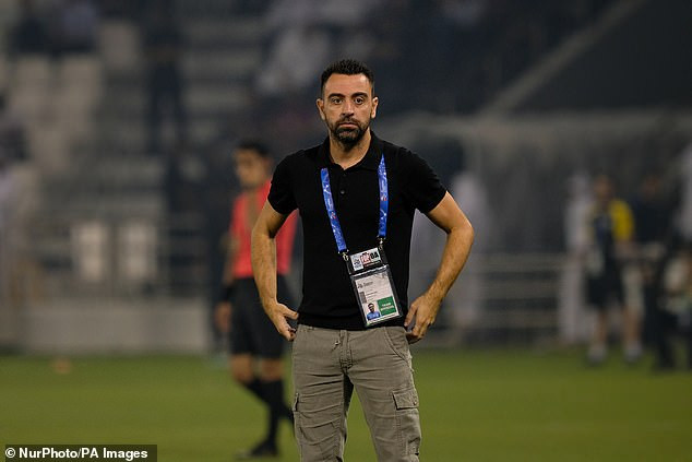 Barcelona legend, Xavi Hern?ndez announces he has tested positive for Coronavirus in Qatar