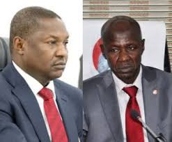 Probe of Ibrahim Magu is a plus for President Buhari