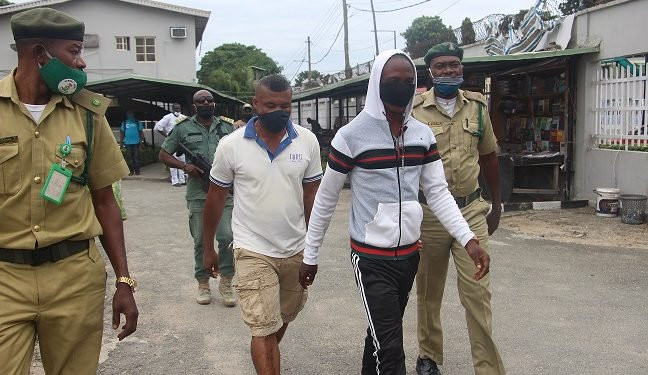 Two men bag two years imprisonment for producing and distributing fake engine oil (photo)