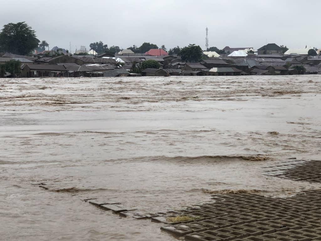 Three children killed as flood sweeps through Gwagwalada community in Abuja (photos/videos)