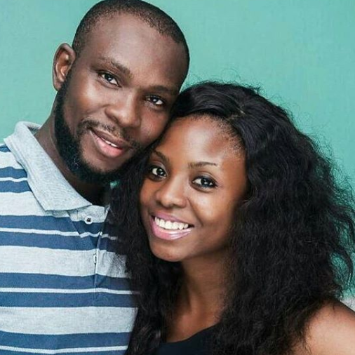 Nigerian singer, Seunfunmi Stephen, recounts how her hubby died during a crossfire between police officers and armed robbers in Lagos