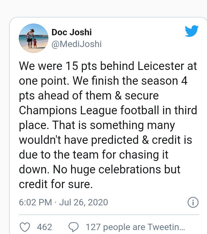Football fans react to Man. U