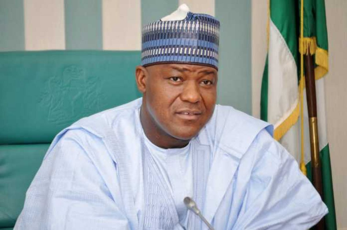 Ex-Speaker, Yakubu Dogara gives reasons for defecting from PDP to APC