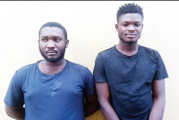 Police arrest former dispatch riders for attempting to snatch vehicle from an Uber driver