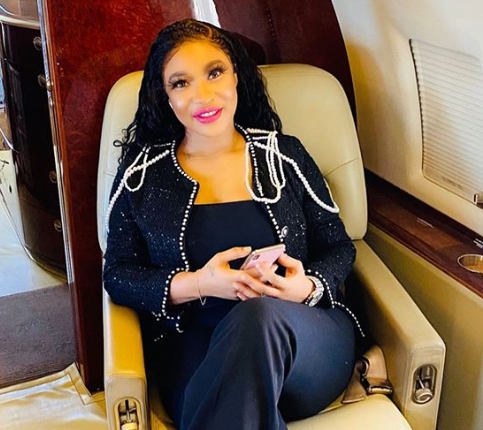 I?m not asking for forgiveness in return, I gave mine for my growth - Tonto Dikeh reiterates why she forgave her ex-husband, Olakunle Churchill