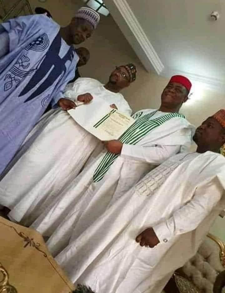 Title conferred on Femi Fani-Kayode is irreversible - Shinkafi Emirate Council insists
